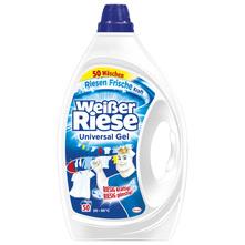 Weißer Riese Universal gel Deterdžent 2,5 l=50 pranja