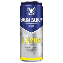 Gorbatschow Mixed Alkoholno piće lemon 330 ml