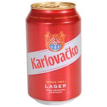 Karlovačko Svijetlo pivo 0,33 l