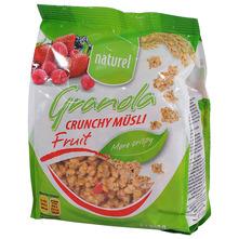Naturel Granola Crunchy muesli voće 350 g
