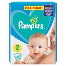 Pampers Active Baby Pelene, veličina 2 (Mini) 4-8 kg 80/1