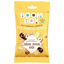 Boom Box Zobena kaša s bananom, čokoladom i lješnjacima 60 g