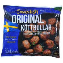Dafgards Švedske mesne okruglice 1 kg