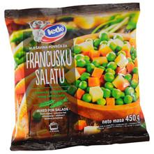 Ledo Mješavina povrća za francusku salatu 450 g