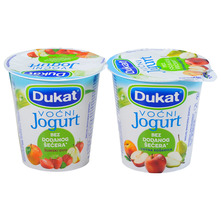 Dukat Voćni jogurt bez dodanog šećera razni okusi 150 g