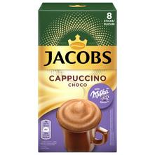 Jacobs Cappuccino choco Milka 144 g (8x18 g)