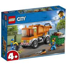 Lego Smetlarski kamion