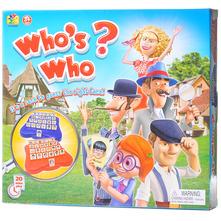 Društvena igra Who's Who?