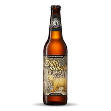 Pivovara Medvedgrad Zlatni medvjed Pilsner svijetlo pivo 0,5 l