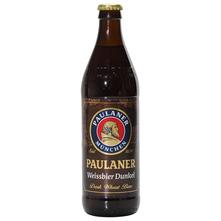 Paulaner Weissbier Dunkel Pšenično tamno pivo 0,5 l