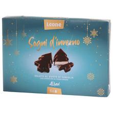 Leone Sogni d`inverno Sladoled vanilija i kakao preljev 6x85 ml