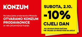 Popusti i akcije na novim lokacijama u Istri