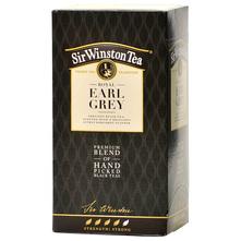 Sir Winston Tea Earl Grey Crni čaj sa aromom bergamota 35 g