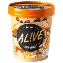 Alive Sladoled protein čokolada i kikiriki 480 ml