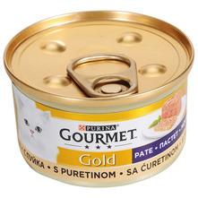 Purina Gourmet Gold Hrana za mačke puretina 85 g