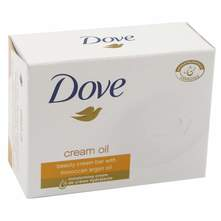 Dove Cream Oil čvrsti sapun 100 g