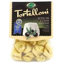 Aurelia Tortelloni kozji sir i crne masline 250 g