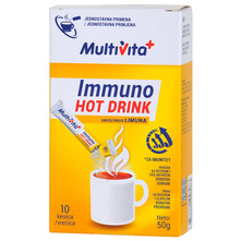 Multivita Immuno Hot Drink 10/1