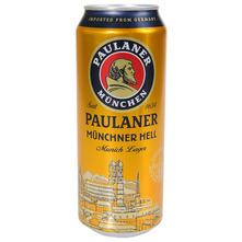 Paulaner Münchner Hell Svijetlo pivo 0,5 l