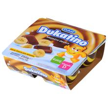 Dukatino Desert čokolada i banana 4x62,5 g