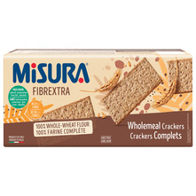 Misura Fibrextra Krekeri od cjelovitog zrna 385 g
