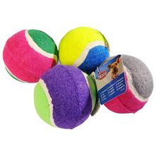 Trixie Igračka za pse tenis lopta 6 cm razne boje