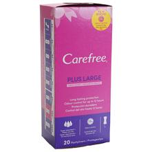 Carefree Fresh Scent Dnevni higijenski ulošci plus large 20/1