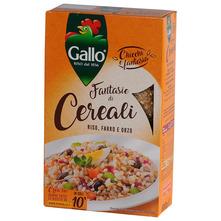 Gallo Cereali Riža mješavina 3 vrste žitarica 800 g