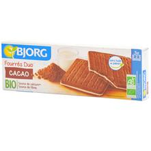 Bjorg BIO Keksi kakao dupli 150 g
