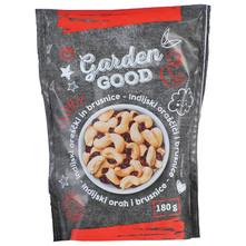 Garden Good Indijski oraščići i brusnice 180 g