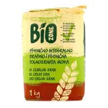 Bio Zone Brašno pšenično integralno 1 kg