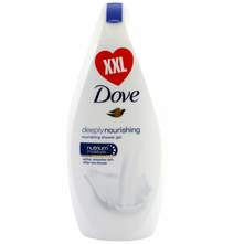 Dove Deeply Nourishing XXL gel za tuširanje 500 ml