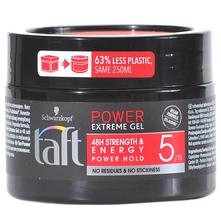 Taft Power Extreme Gel za kosu 250 ml