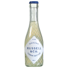 Sicilian Russel&Co. Lemon Bitter 0,2 l