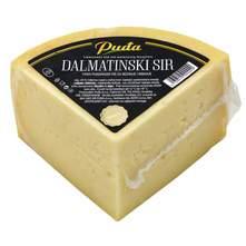 Dalmatinski tvrdi sir Puđa