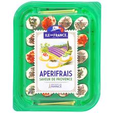 Ile de France Aperifrais Snack meki ekstra masni svježi sir sa začinskim biljem 100 g