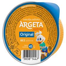 Argeta Junior Original kokošja pašteta 45 g