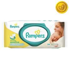 Pampers New Baby Sensitive Vlažne maramice 54/1