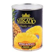 Mikado Kompot ananas kolutići 340 g