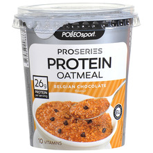 Polleo Sport Proseries Protein Oatmeal belgian chocolate 85 g