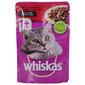 Whiskas Hrana za mačke govedina u umaku 100 g