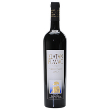 Zlatan Plavac Barrique Vrhunsko vino 0,75 l