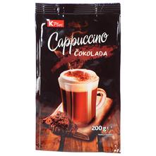 K Plus Cappuccino čokolada 200 g