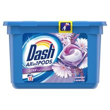 Dash Allin1 Deterdžent lavendel 15 tableta