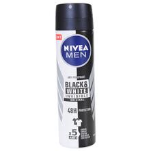 Nivea Men Black&White Invisible Original Dezodorans 150 ml
