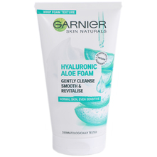 Garnier Skin Naturals Hyaluronic Aloe pjena 150 ml