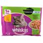 Whiskas Casserole Hrana za mačke miješani izbor 4x85 g