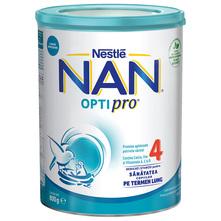 Nestlé NAN OPTIPRO 4 Mliječna formula 800 g