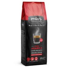 Must Puro Arabica Mljevena kava 250 g