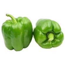 Paprika zelena